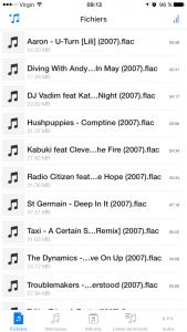 lire gratuitement vos musiques en flac sur votre iphone 2017 - Idroid - [APP] Lire gratuitement vos musiques en Flac sur votre iphone en 2018 - idroid.fr