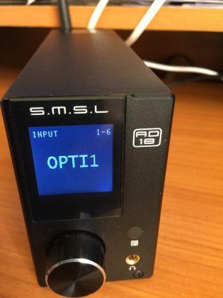 Amplificateur numérique Dac SMSL AD18, un ampli de qualité audiophile pour 110€ amplificateur numérique dac smsl ad18, un ampli de qualité audiophile pour 110€ - SMSL AD18 Idroid - [HIFI] Amplificateur numérique Dac SMSL AD18, un ampli de qualité audiophile pour 110€ ! - idroid.fr