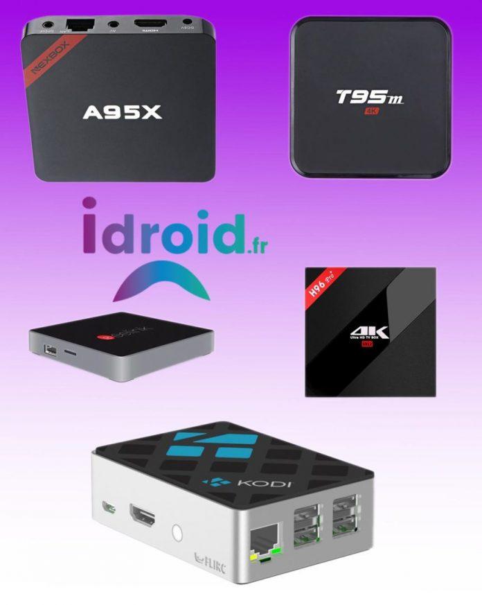 La meilleure box multimédia 2017 à 70€, compatible X265 DTS HDMA, Dolby True HD