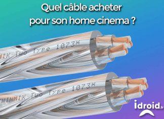 [HOME CINEMA] Quels bons câbles d'enceintes qualité prix pour brancher son Home cinéma ?