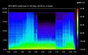 logiciel pour détecter vos fichiers musiques mp3 flac de mauvaise qualité : spek - 256 ok 300x186 - [LOGICIEL] Logiciel pour détecter vos fichiers musiques MP3 Flac de mauvaise qualité : Spek - idroid.fr