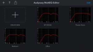 une application mobile audyssey multeq editor pour ampli denon et marantz - Une application mobile Audyssey MultEQ Editor pour ampli Denon et Marantz 3 300x169 - [APP] Une application mobile Audyssey MultEQ Editor pour ampli Denon et Marantz - idroid.fr