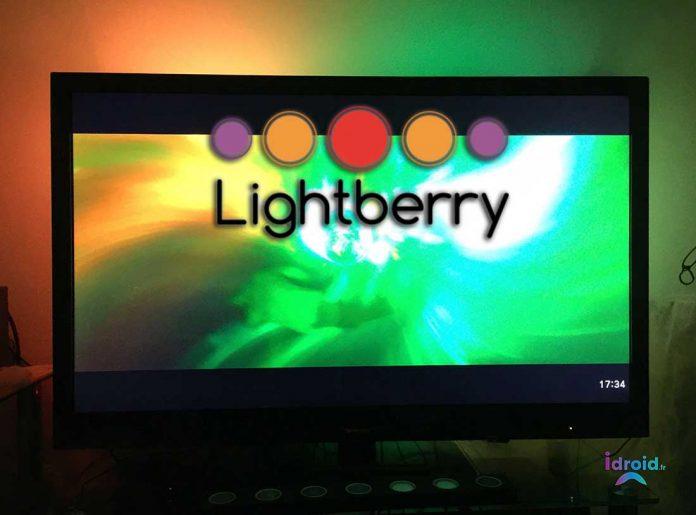Paramétrage du Lightberry sur Librelec 7 ou Openelec 7