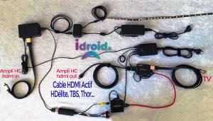 paramétrage du lightberry sur librelec 7 ou openelec 7 - installation lightberry sur toutes les cources video avec cable hdmi actif librelec 7 2017 idroid - [KODI] Paramétrage du Lightberry sur Librelec 7 ou Openelec 7 - idroid.fr