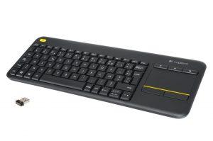 configurer une télécommande ps3 ou autre bluetooth sur un raspberry pi - logitech k400 300x199 - [KODI] Configurer une télécommande PS3 ou autre Bluetooth sur un Raspberry PI - idroid.fr