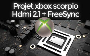 [GAMING] La xbox X Scorpio sera en hdmi 2.1 et avec la technologie FreeSync