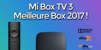 Mi Box 3 la box qui décode le DTS HD MA DTS X Dolby True HD ATMOS