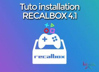 Tuto installation et paramétrage de Recalbox 4.1 stable sur Raspberry PI