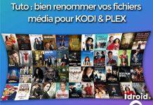 Tuto simple renommer proprement vos fichiers média films série manga pour que KODI et Plex les affichent dans leurs bibliothèques