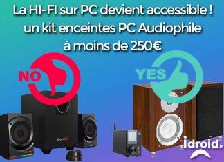 SMSL AD18 : Comment améliorer son setup PC, les meilleures enceintes pc 2018
