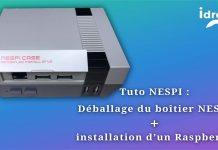 Tuto comment installer le Boitier NESPI pour recalbox raspberry pi 3