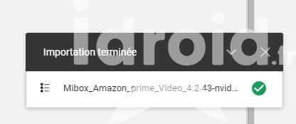 [tuto] mibox 3 tv installer l'application amazon prime vidéo - Idroidfr 25 - [TUTO] Mibox 3 TV installer l'application Amazon prime vidéo - idroid.fr