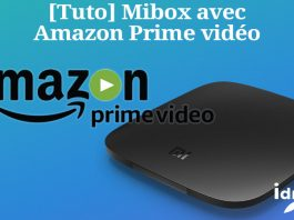 [TUTO] Mibox 3 TV installer l'application Amazon prime vidéo