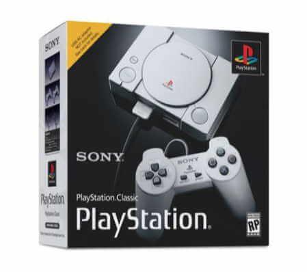 [news] la playstation mini de sony pour décembre avec 20 jeux à 99€ - playstation classique mini 5 - [NEWS] La Playstation Mini de Sony pour décembre avec 20 jeux à 99€ - idroid.fr